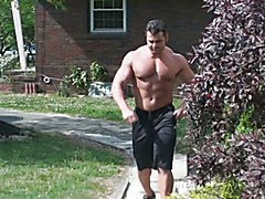 Frank defeo.com hot muscle hunk