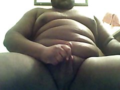 Me jerking off before I get in the shower. Sorry my