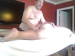 Grandpa Massage