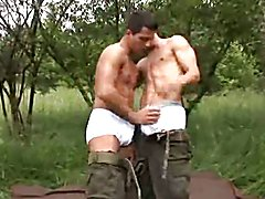 in the woods  scene 2