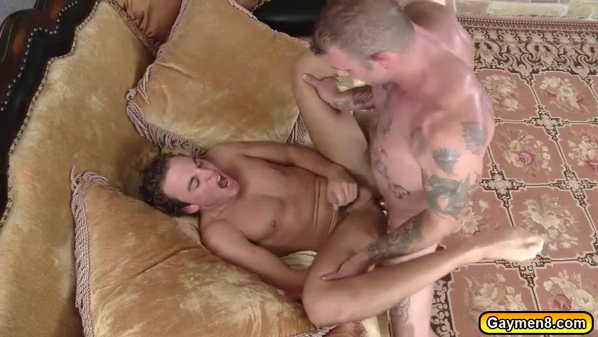 gay blowjob and anal fucking