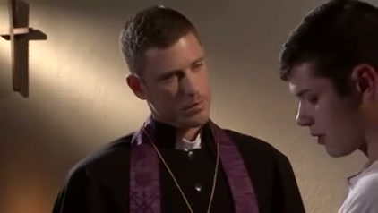 Gay priest fucks boy
