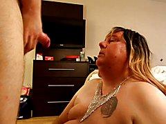 Bear gives amateur CD hot facial