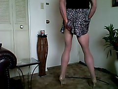 sissy seduction inseamless pantyhose