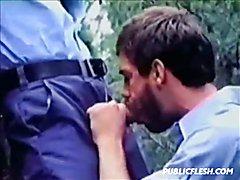 Rare vintage gay prison fetish domination hardcore