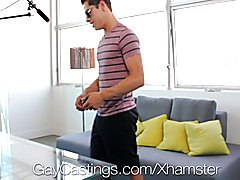 HD GayCastings - Sexy mixed Bobby Hart is trying out porn  scene 2
