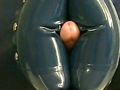 pure latex masturbation experiment session 7 (best cumshot)