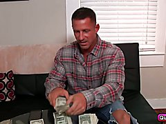 While receiving his earned cash from his father, Nicoli Cole is now ready to get some rest. ...