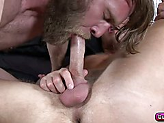 Colby Keller and Johnny Ryder's contentment for