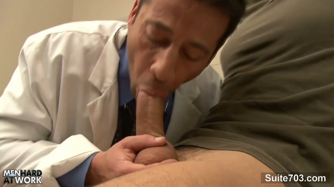 Free porn doctor office