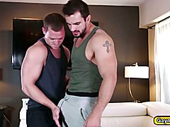 Phenix is in heat with Tommys tight anal