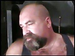 Military Hostage - Gag Bear