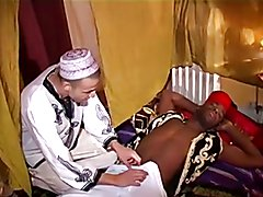 Hot arab guy gets fucked