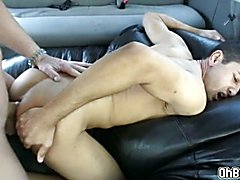 Hot Mexican sucking Toms thick gay dick