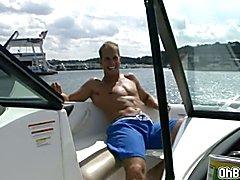 Yacht cruising getting it so relaxing as getting a long