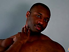 Next Door Ebony Marc Williams' Big Black Cock Pleasures 2 Wh