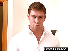 Stepbrothers Connor and Colton love some rough anal sex