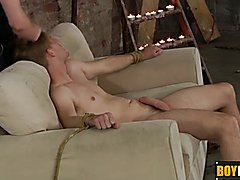 Horny Kieron push his big dick deep into Jaxon mouth  scene 2