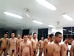 special army training at night