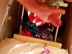 Girlfriends Panty Drawer - Tell me your favourite pair?