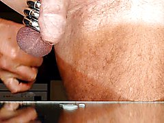 After a prostate milking session it's time for a nice CLIMAX