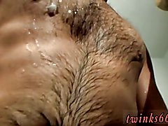 Gay porn movies emo Welsey Gets Drenched Sucking Nolan