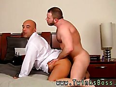Solo male masturbation video movietures After a day at the office, Brian is need of some