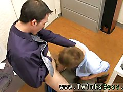 Small nice boys fucking videos Joey Perelli is left in charge of the office and his very