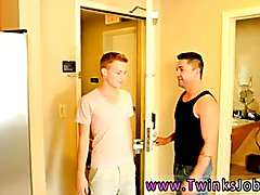 Hung twink cock heads Some bellboys are happy with just a cute lil' tip for their
