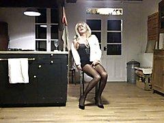 CD TV TRAV TS SISSY pantyhose SLUT housewife