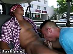 Gay sex nude big dick family first time Riding Around Miami For Cock To Suck!