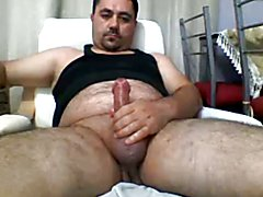 Masturbating Turkey-Turkish Bear Emre