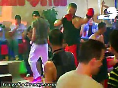 Sexy gay satan first time This astounding masculine stripper party heaving with over 100