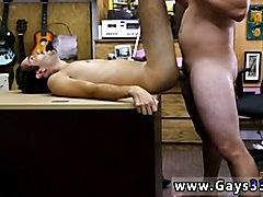 Gergay man boy blowjob first time Dude screams like a lady!