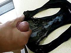 cum on panties compilation 3  scene 2