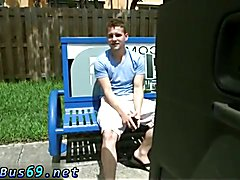 Hardcore raw anal gay sex crying first time Gorgeous Day For Anal Sex On The Baitbus!