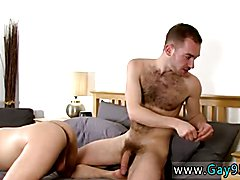Hair male blowjob gay Bradley Bishop And Lincoln Gates