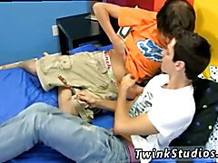 Young slave boy gay twink teen training athan Stratus is bored with their sexual routine,