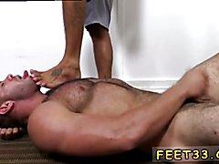 Football gay cock movies Johnny Hazzard Stomps Ricky Larkin
