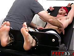Australian gay porn star alex first time Kenny Tickled In A Straight Jacket