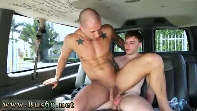 Taxi gay sex