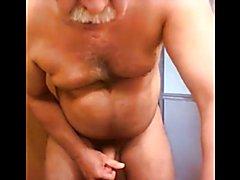 grandpa cum on cam  scene 2