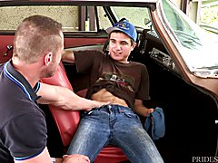 DylanLucas Naive Twink Seduced not By daddy