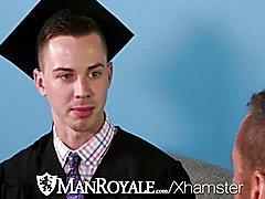 ManRoyale - Kyler Ash Won't Graduate Unless He Fucks