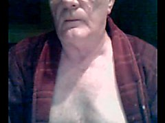 grandpa cum on cam  scene 4