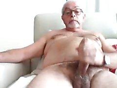 grandpa stroke on cam  scene 4