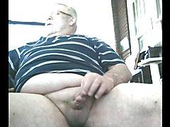 grandpa stroke on cam  scene 9