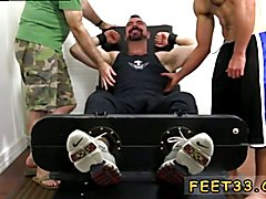 fun military gay guy porn full length Dolan Wolf Jerked & Tickled