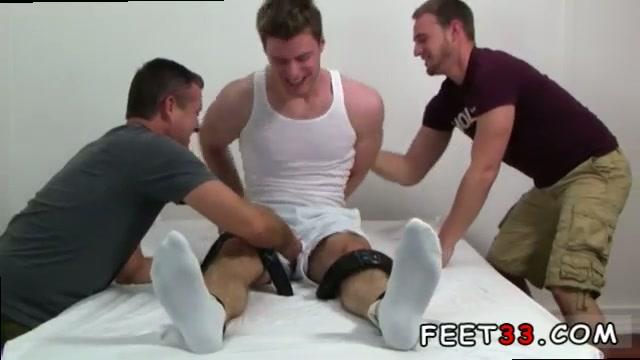 Foot gay ticklish dane back for more 4