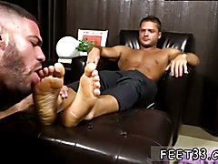 Doctor gay porn fetish full length Tyrell's Sexy Feet Worshiped